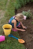 Planting seeds and watching them germinate is the perfect way to get kids involved in gardening